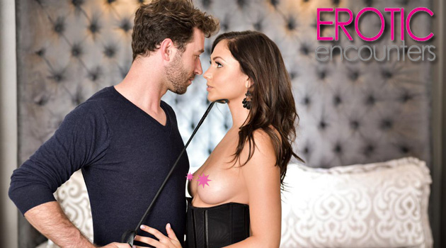 Erotica X's New 'Erotic Encounters' Series Looks Like Another Winner