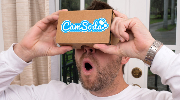 CamSoda Debuts Live, Interactive Virtual Reality Camming Experience