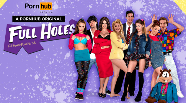 Pornhub's 'Full House' Porn Parody Will Bring Your 90's Fantasies To Life