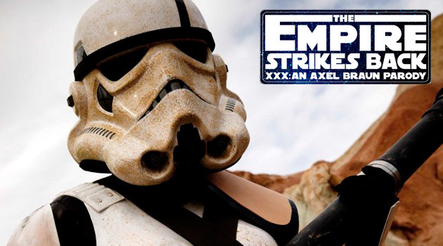 The Empire Strikes Back XXX