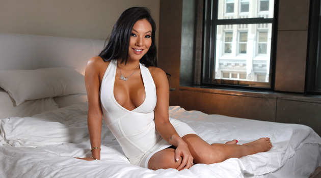 Adult Superstar Asa Akira Bares All This Week At Club Risqué