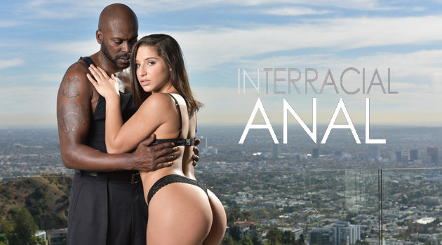 Watch Abella Danger's First IR Anal Scene In 'Interracial Anal'