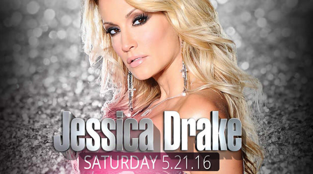 Wicked Pictures' Jessica Drake To Headline Sapphire NYC This Saturday