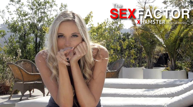 Who's Ready For The Sex Factor, America's First Reality Porn Show?