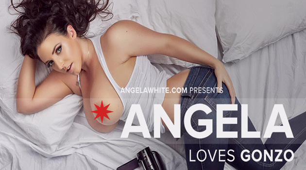 Angela White Gives Viewers 3 Hours Of POV Action In 'Angela Loves Gonzo'