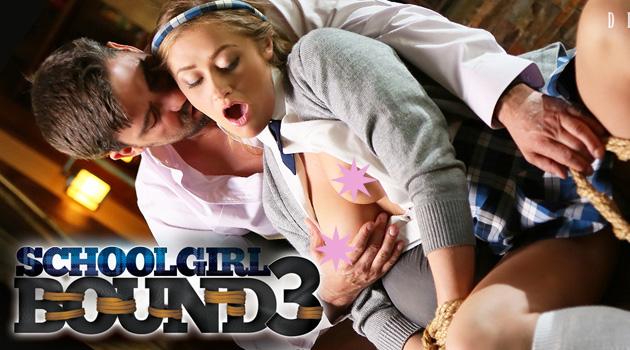 Digital Sin Releases 'Schoolgirl Bound 3'