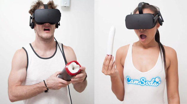 CamSoda Launches New Virtual Reality & Wearable Synced Experience