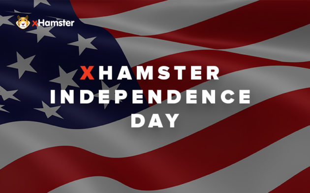 xHamster Independence Day