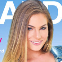Rising Starlet Sydney Cole Lands Cover Of Hard X's 'Super Cute: Vol. 6'