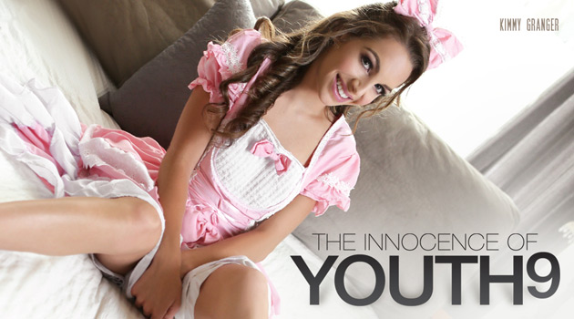 Kimmy Granger Stars In Digital Sin's 'The Innocence Of Youth 9'