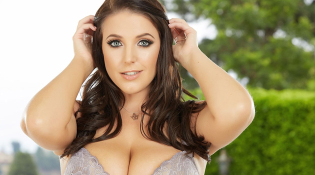 Adult Superstar Angela White Featured In Four New Titles