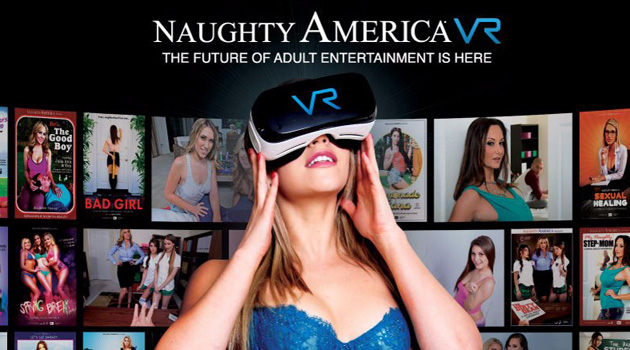 VR Porn Is Going To Revolutionize The Way You Jerk Off