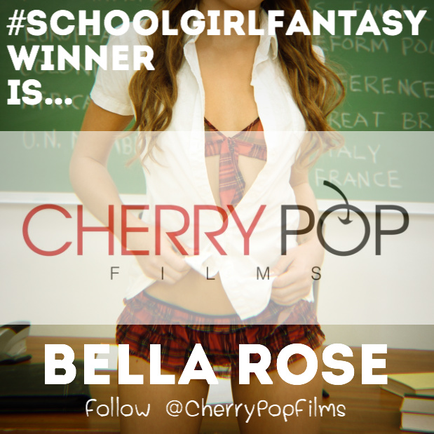 Cherry Pop Films - Bella Rose