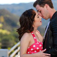 Erotica X Captures Romance Through The Decades In 'First Kiss'