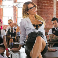 Production Has Wrapped On 'Jessica Drake is Wicked'