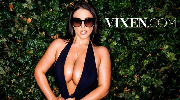 Vixen.com Unveils Angela White As 'Vixen Angel' For June 2017