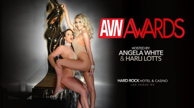 Angela White & Harli Lotts To Host 2018 AVN Awards Show