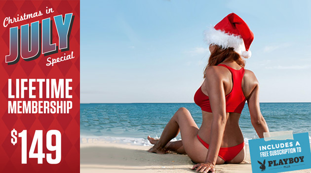 Mr. Skin Has Extended Their 'Christmas In July' Offer Till The End Of July!