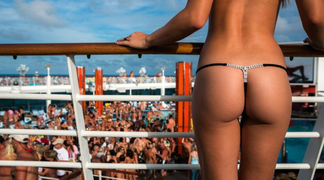 "The 5-Day ""Naughty Cruise"" Is Basically A Massive Orgy At Sea"