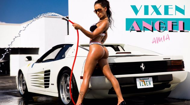Vixen.com Names Amia Miley As 'Vixen Angel' For August 2017