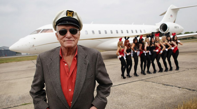 Remembering The Man In The Velvet Robe, Hugh Hefner