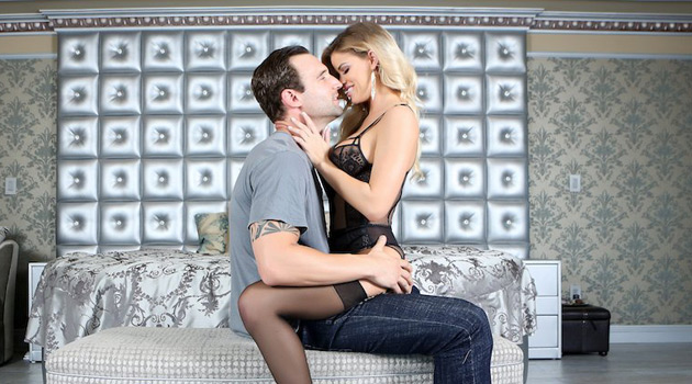 Jessa Rhodes Fulfills Our Fantasies In New FuckingAwesome.com Scene