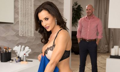Lisa Ann signs contract with Evil Angel