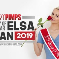 Cherry Pimps Crowns Elsa Jean 'Cherry Of The Year'