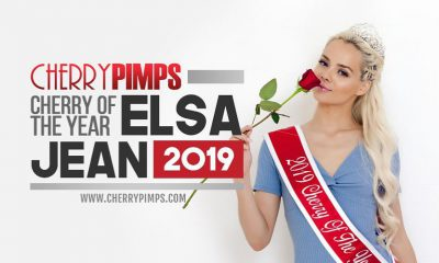 Cherry Pimps Cherry of the Year Elsa Jean