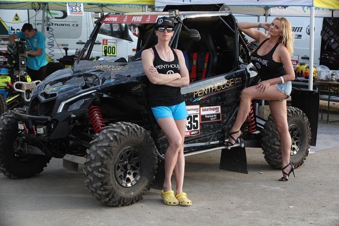 Penthouse - Dakar Rally