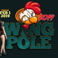The Infamous Wing Bowl Gets A New Lease On Life As 'Wing Pole 2019'