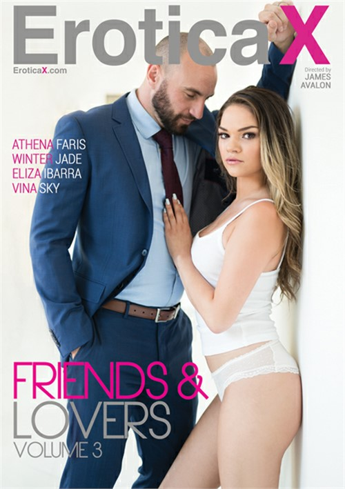 Erotica X - Friends & Lovers Volume 3