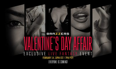 Brazzers Valentine's Day Affair