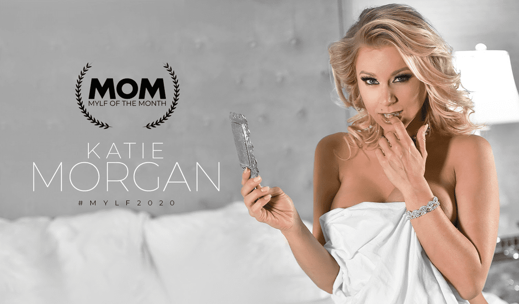 Katie Morgan - MYLF of the Month