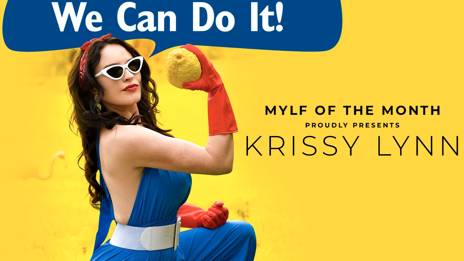 Krissy Lynn - MYLF of the Month