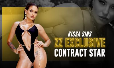 Brazzers signs Kissa Sins to exclusive contract