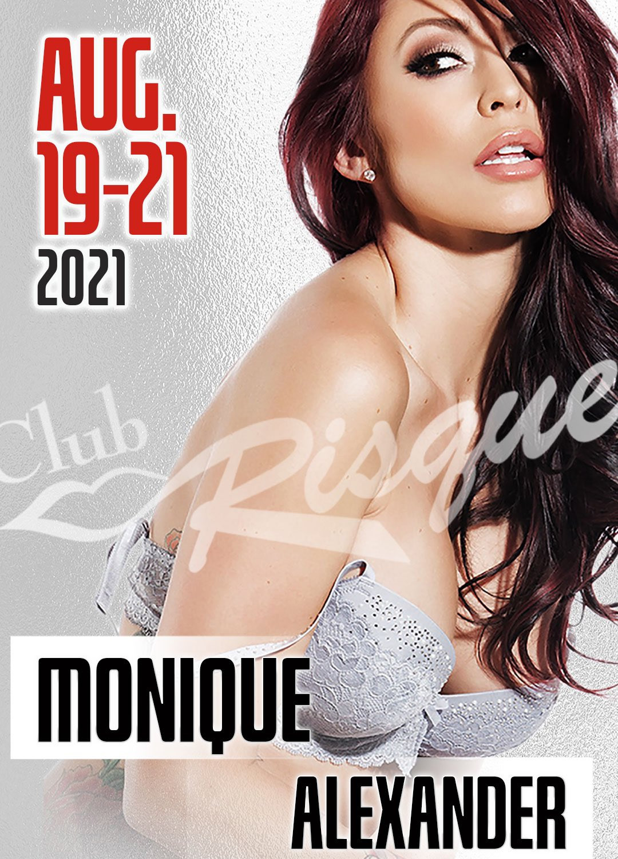 Monique Alexander  - Club Risque
